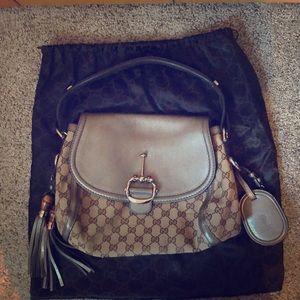 82cf515c670 Beautiful Gucci shoulder bag w  tassels authentic